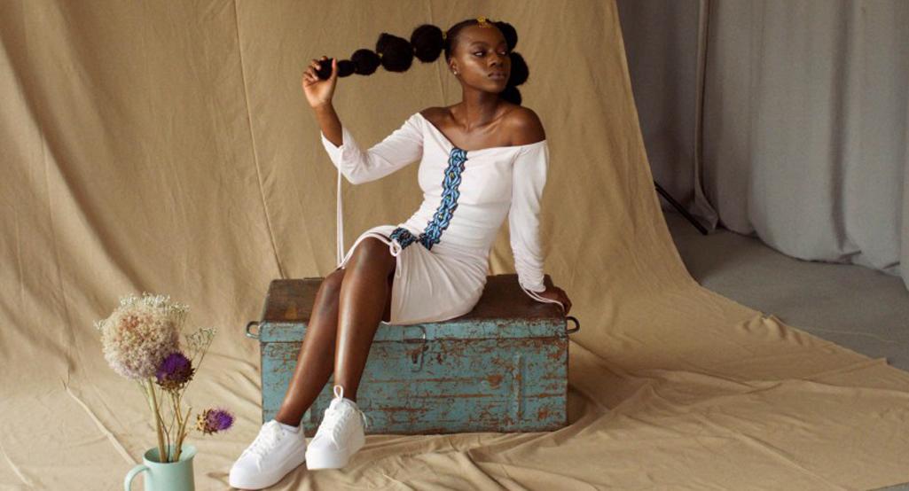 Die Mode von Zemuye ist von der eritreischen und äthiopischen Kultur inspiriert.