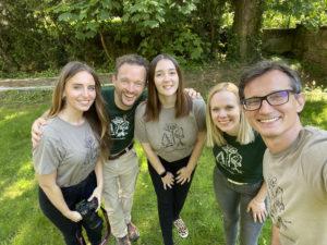 Das Team von Click A Tree.
