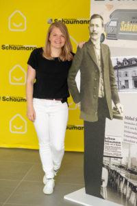 Lena Schaumann ist nun die vierte Generation von Möbel Schaumann.